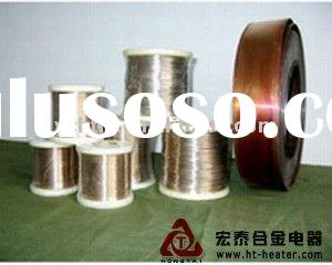 copper Nickel resistance wire,manganin wire,CuNi wire