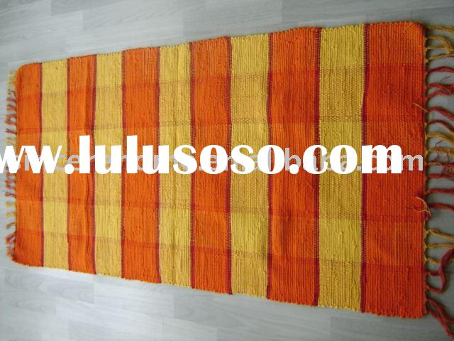 cotton rag rug,cotton rug-97