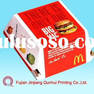 eco-friendly fast food packaging