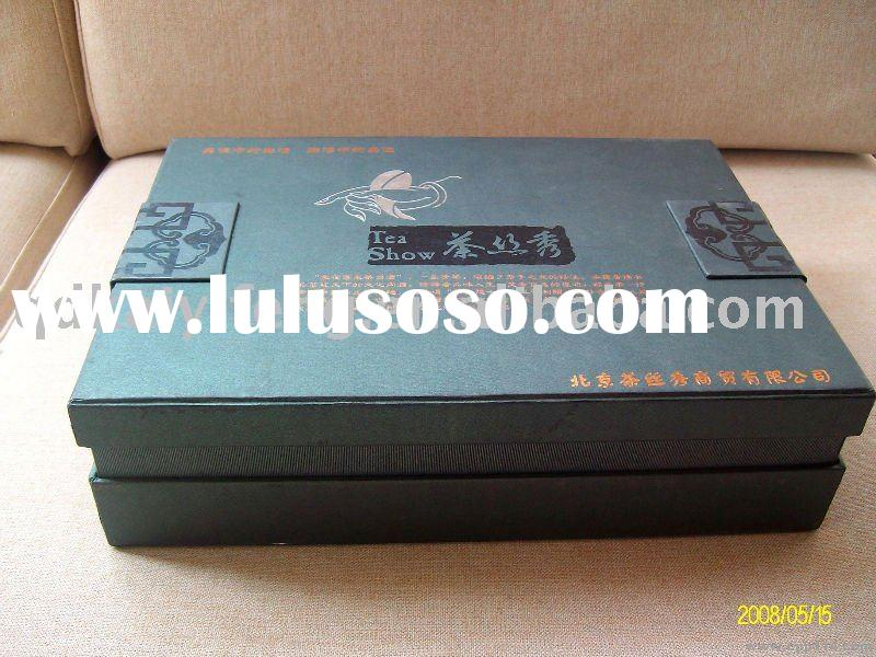 eco-friendly paper food packaging box