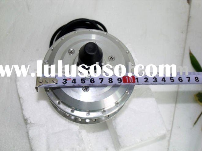 electric bicycle front wheel motor/without hall sensor motor, diameter:114mm