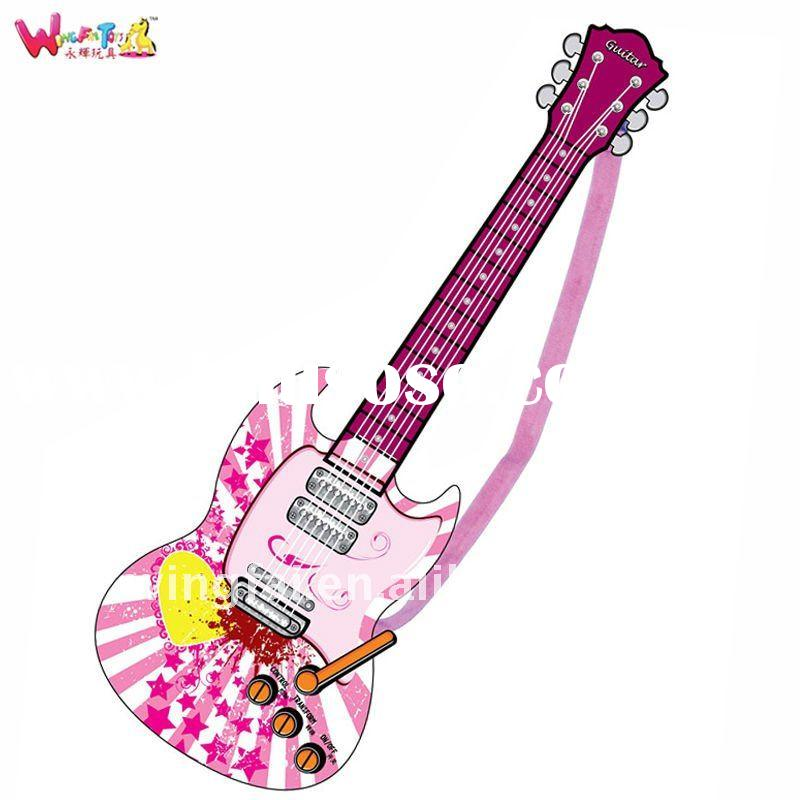 electric musical instrument guitar educational toy for children