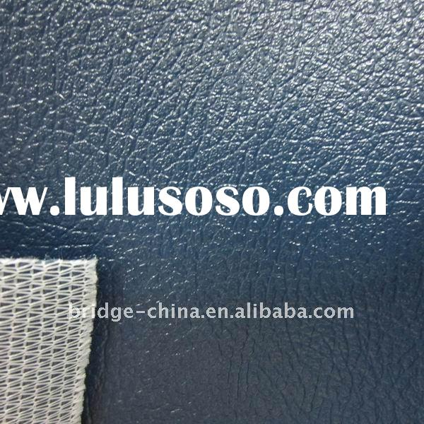 embossed pvc car uphostery leather,pvc artificial leather for car seat cover