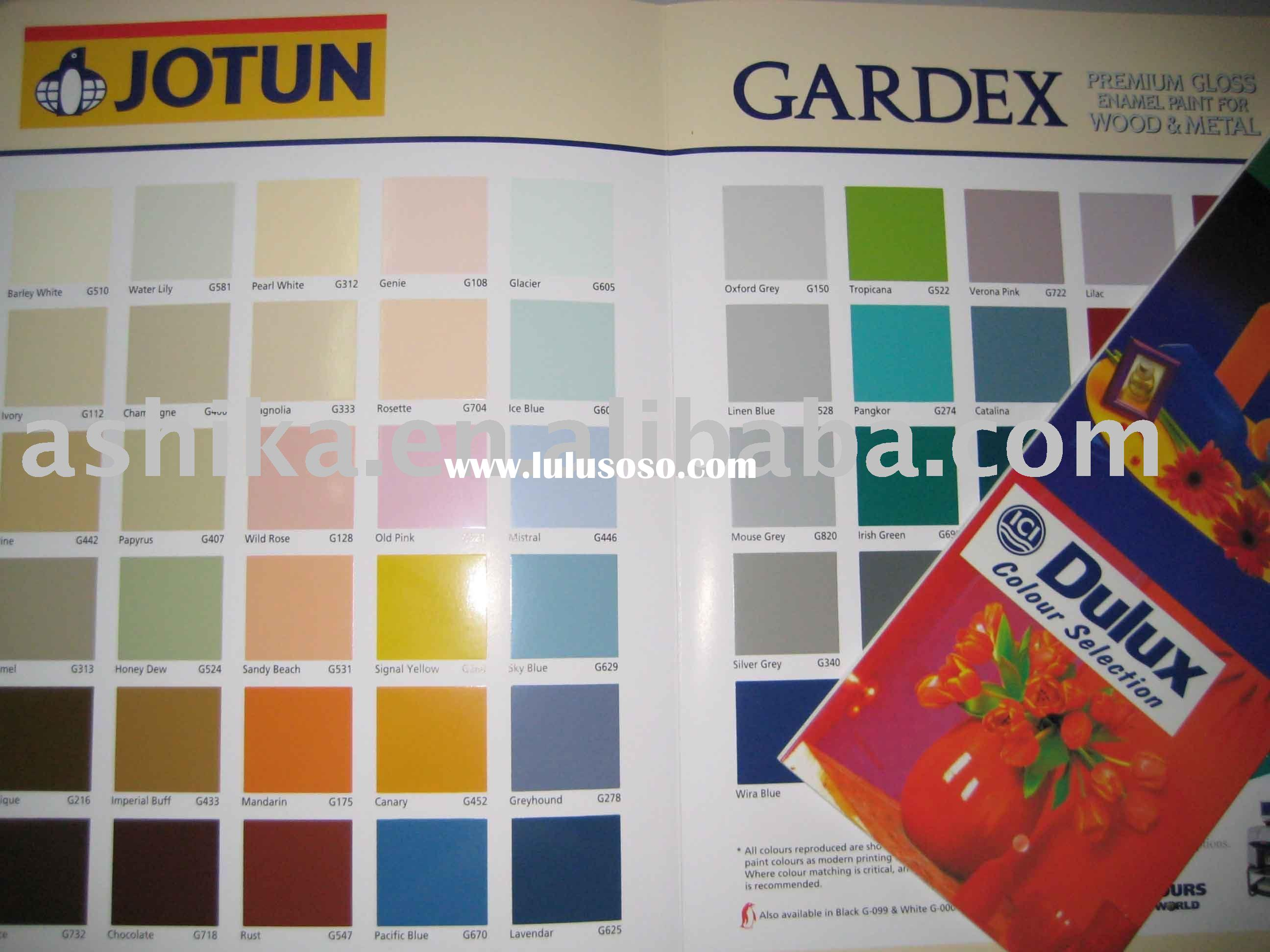 asian paints shade card