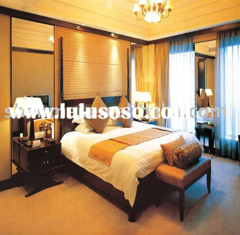 Hotel bedroom set furniture hotel bedroom set furniture for 5 star bedroom designs