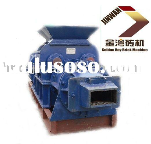 fired red solid clay brick machine