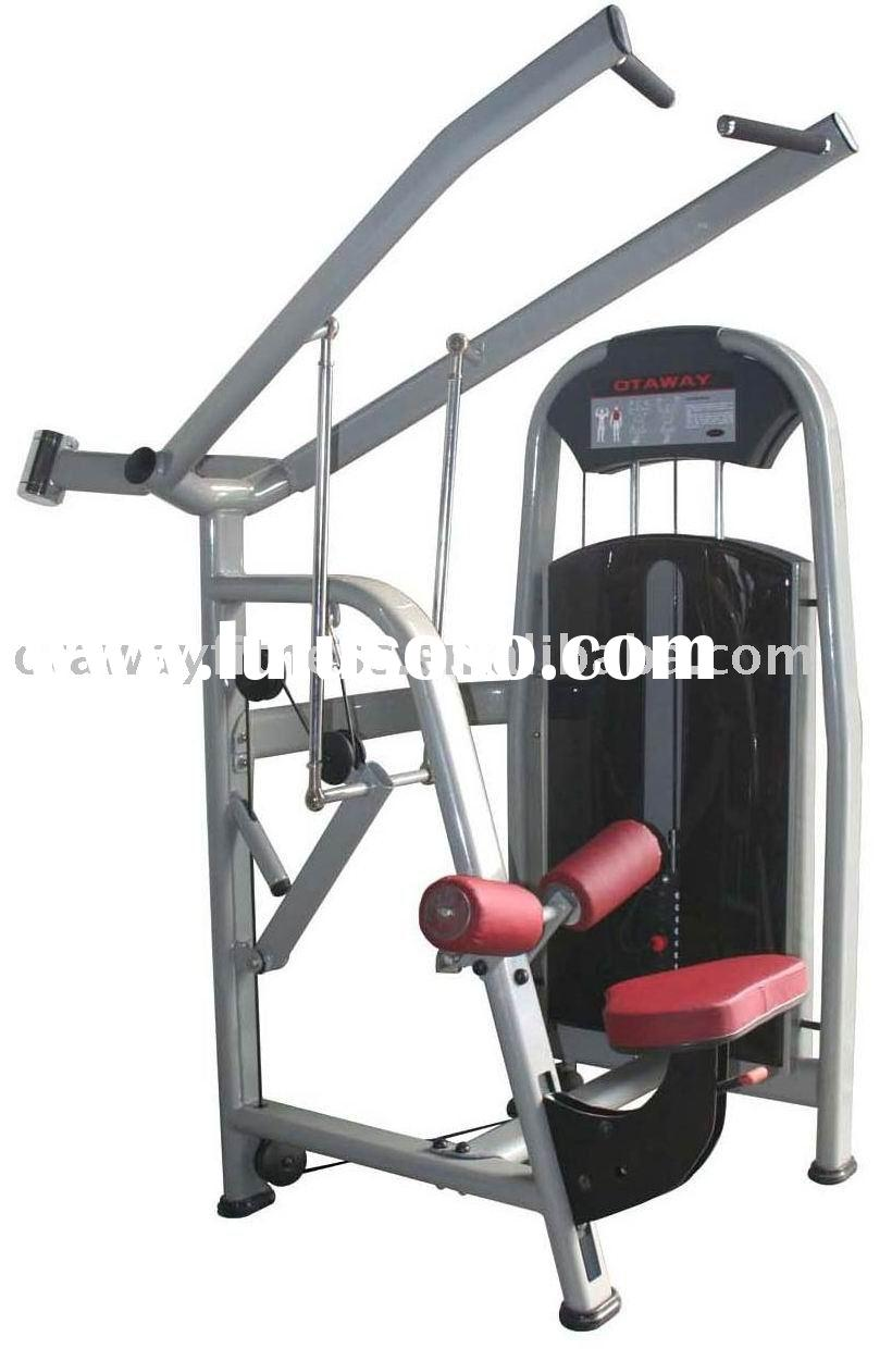 fitness equipment Lat pull down