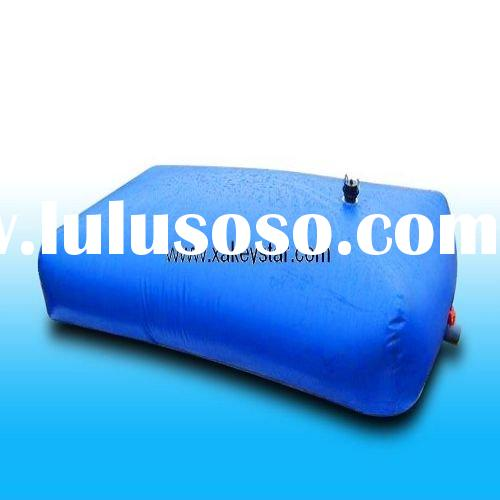 folding and durable collapsible plastic water container tank