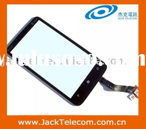 for AT&T HTC Surround T8788 touch screen glass digitizer panel