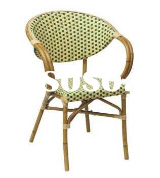 French Bistro Chairs, French Bistro Rattan Chairs, Rattan Bistro Chair