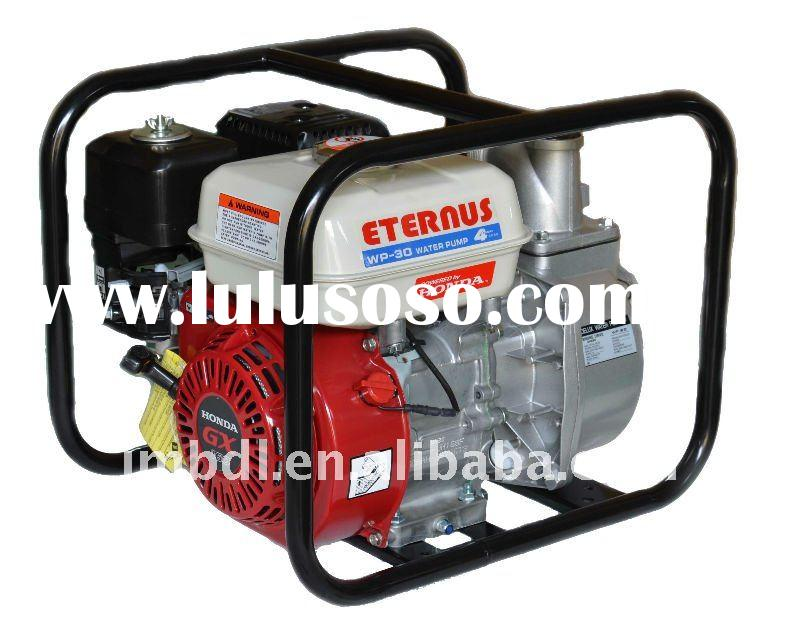 gasoline water pump WP30 (3inch) with Honda engine