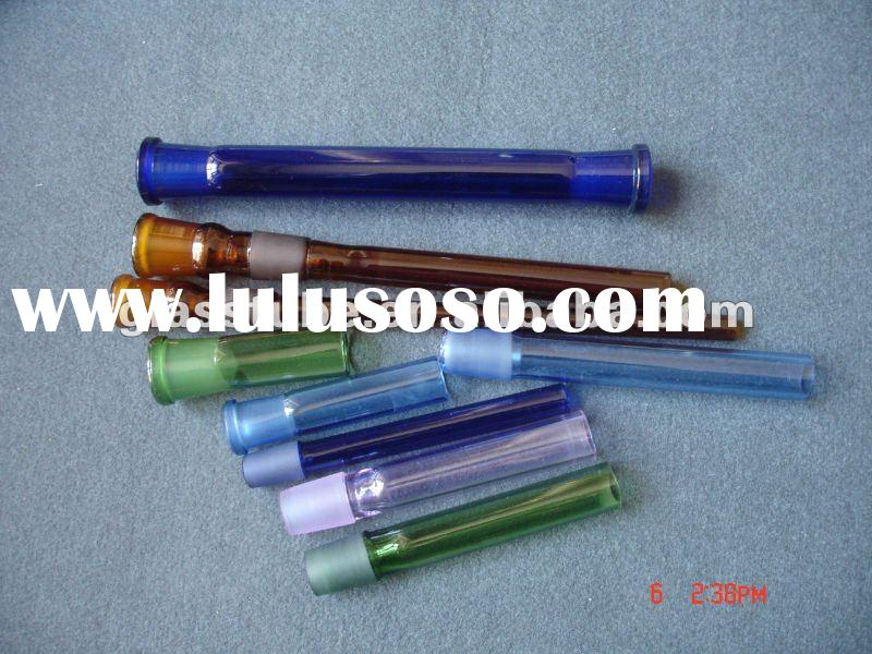 glass smoking pipe/glass on glass bowl/smoking accessories