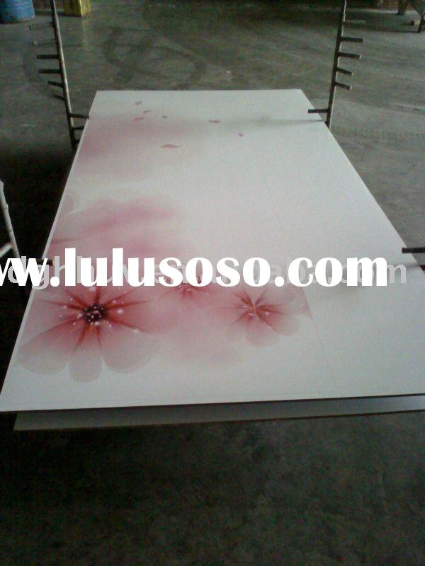high gloss UV color painting decorative MDF board for kitchen cabinet,cupboard,wardrobe