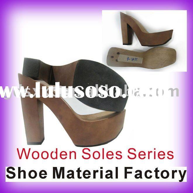 high heel clog soles for sandals