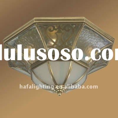 home lighting ceiling lamps, copper ceiling lamp,brass light in antique bronze finishing