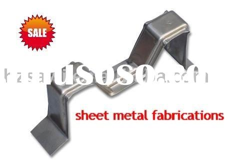 hot!sheet metal fabrication/metal stamping parts