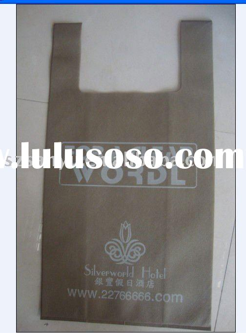hotel amenity/promotional bags