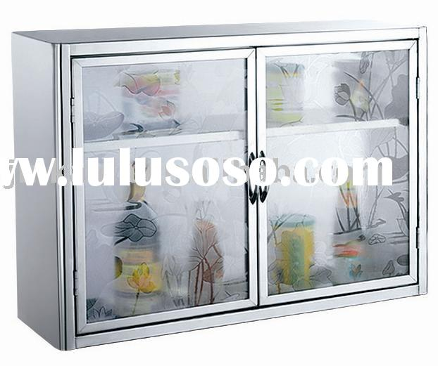 kitchen cabinet,kitchen cupboard,glass cabinet,stainless steel cabinet