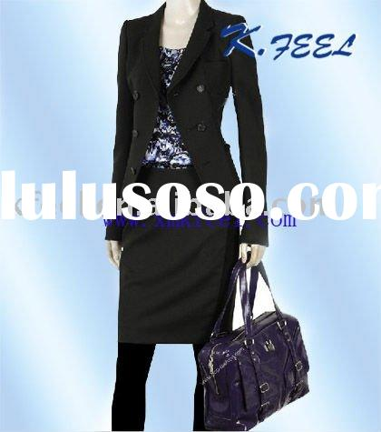 Designer Skirt Suits 40