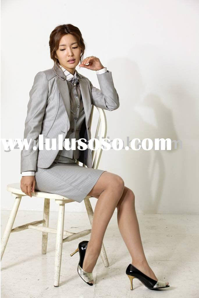 ladies' suit lady formal wear lady skirt suit