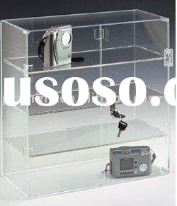 large acrylic display case, box, stand LY-3102