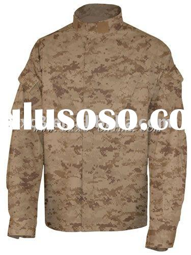 military ACU uniform