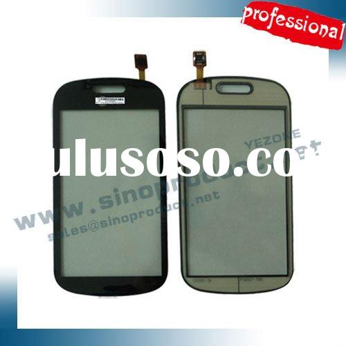 mobile phone lcd touch screen panel digitizer for LG KM900