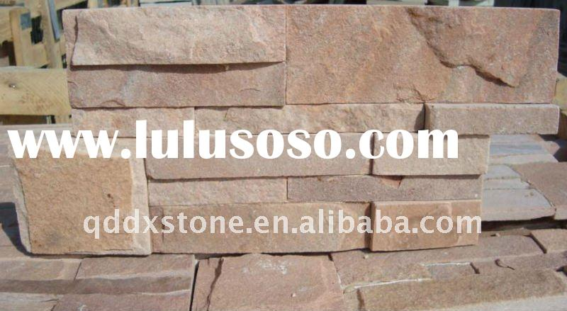 natural coulture stone rough slate wall tile