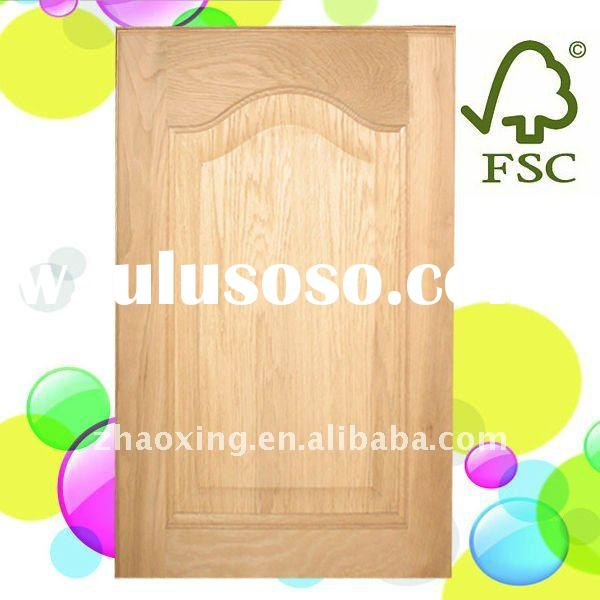oak wood kitchen cabinet door