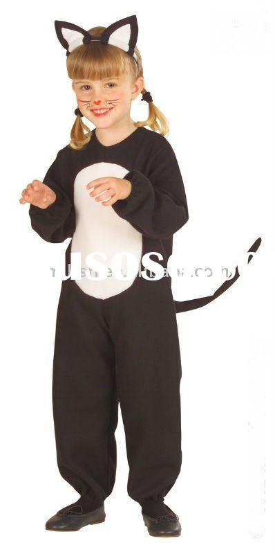 pirate cat costumes for children/kids/baby