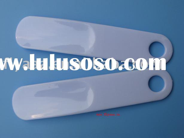 plastic shoehorn, hotel guest room amenities