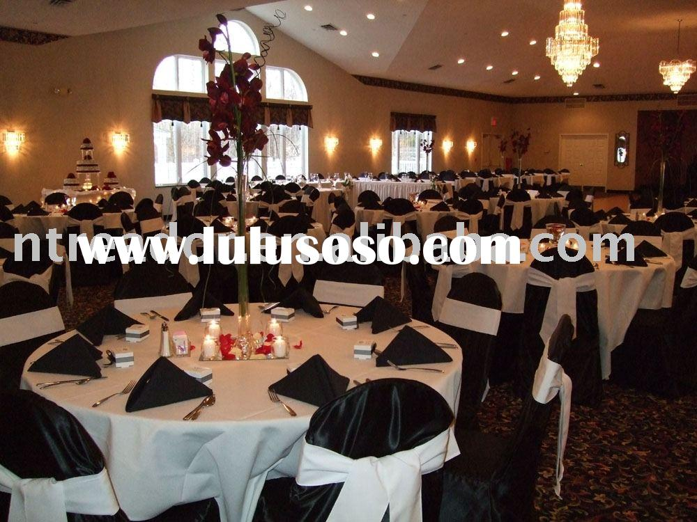 polyester table clothes,table linen, wedding chair covers, wedding table cloth, table cover, Napkins