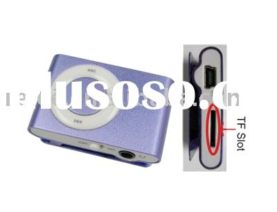 portable mp3 player/digital music mp3/Flash Mp3 player