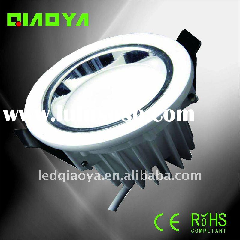 recessed 4 inch 6 inch indoor use 25w led ceiling light