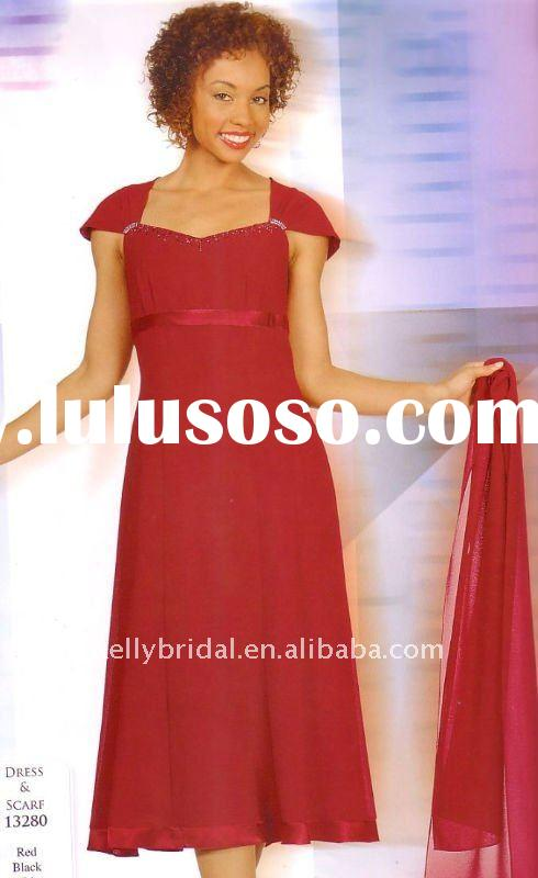 red chiffon mother of the bride dress shops