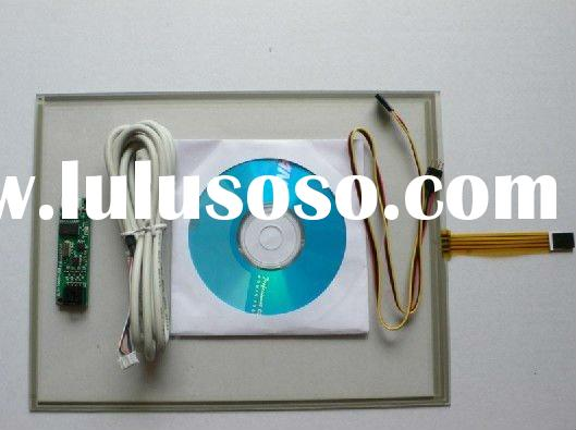 resistive touch panel controller
