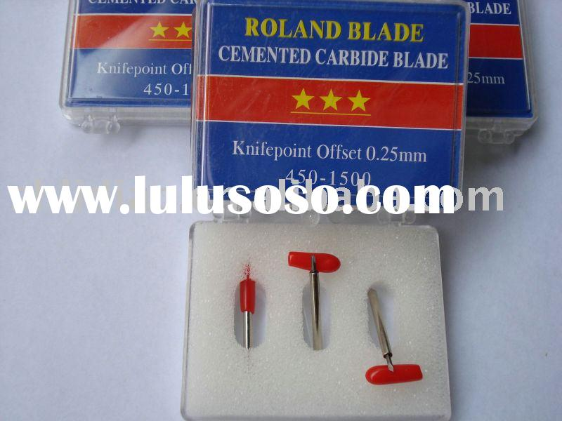 roland blade cutting plotter( vinyl cutter knife)