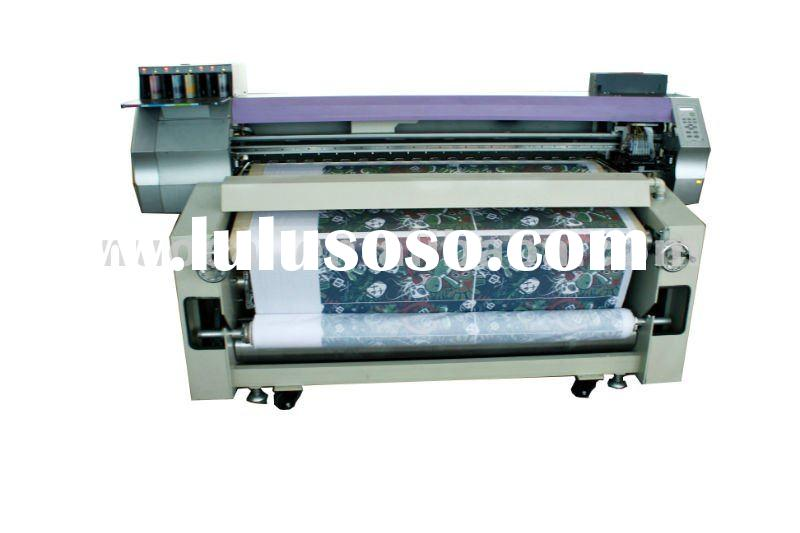 roller digital printing machine for textile printing