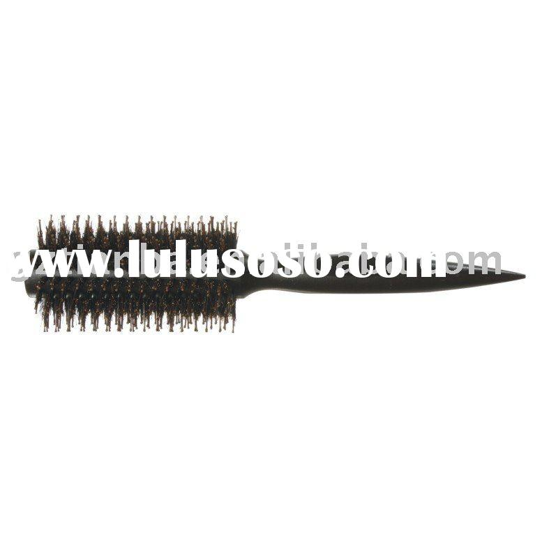 roller hair brush,hair brush,wooden brush