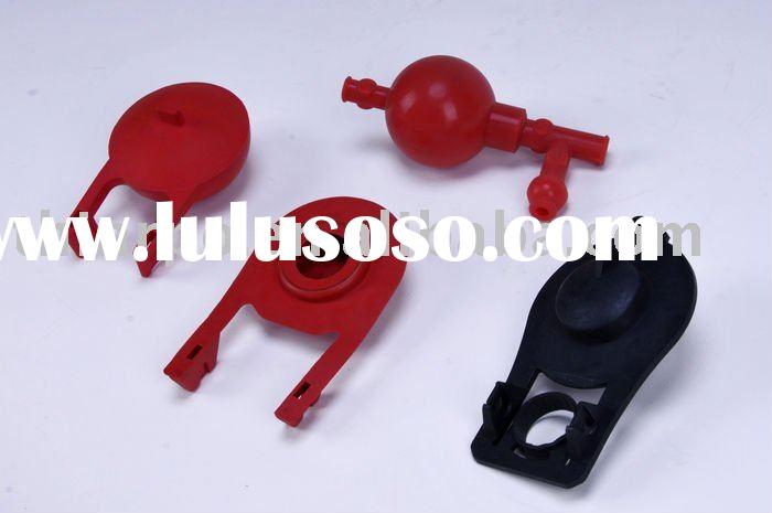 rubber toilet parts