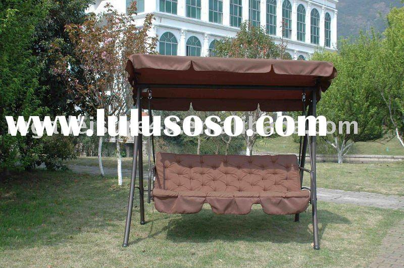 sell sling 3-seat metal swing/hammock chair(RLF-ET1002)