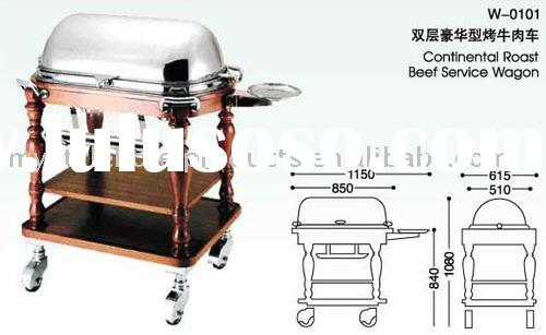 service wagon/hotel equipment/hotel and restaurant supplies