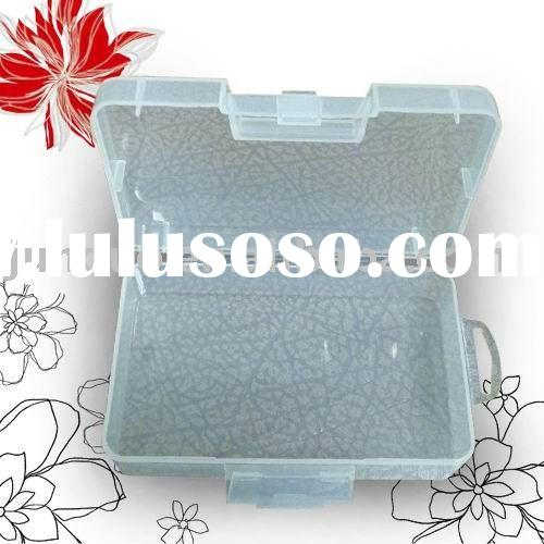 small size clear plastic box