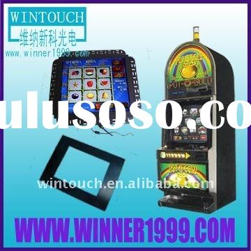 southern gold,gold touch game board LCD monitor with touch screen