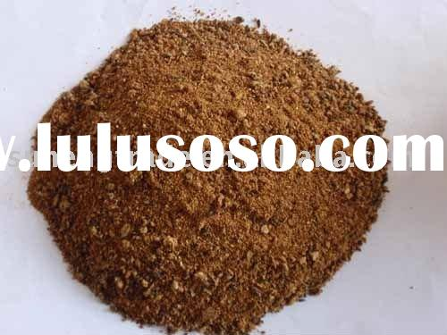 supply high quality cottonseed meal for animal feed