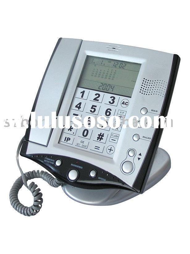 touch panel corded telephone