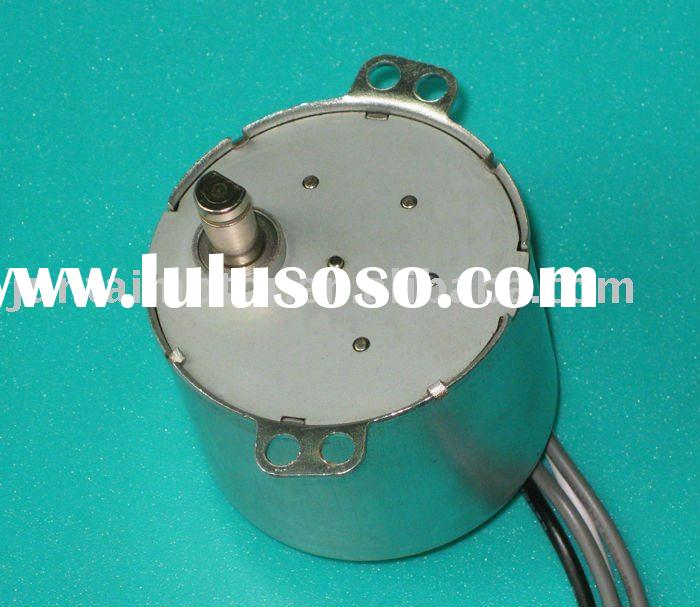 two-way controllable permanent magnet synchronous AC motor