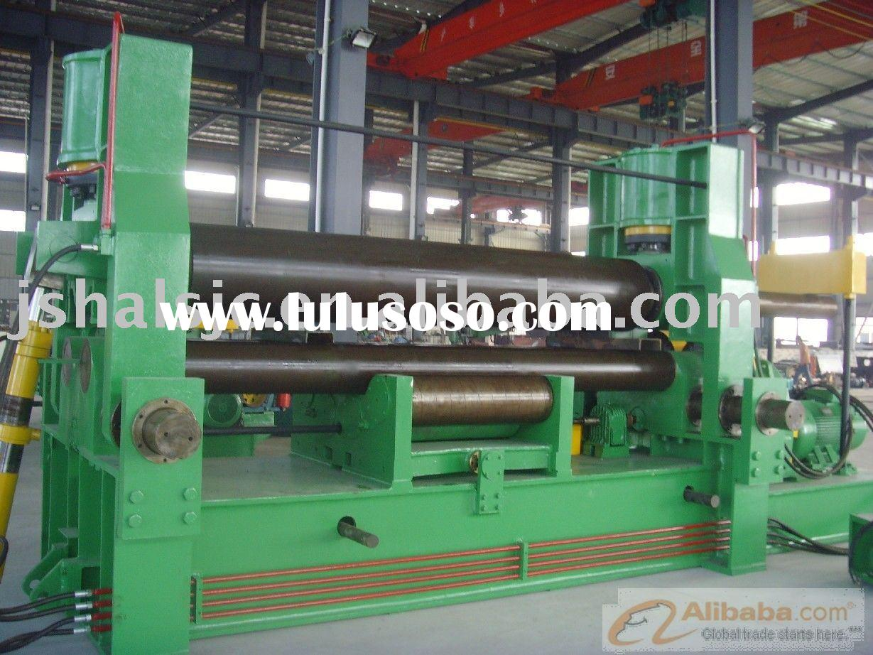 upper-roller Universal plate Rolling machine&3-roll plate rolling machine &3-roll plate bend