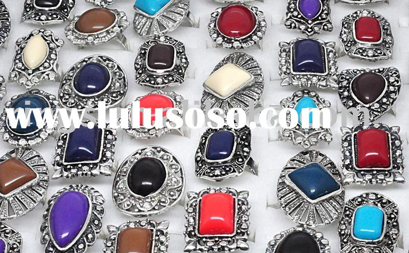Wholesale Costume Fashion Jewelry wholesale mixed lots rings