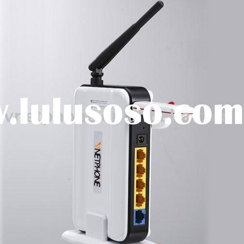 wireless 11N+wifi router can support 3G USB sim card modem